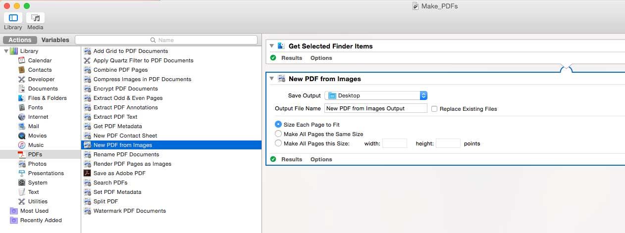 MacScripter / Run Automator  workflow file from AppleScript